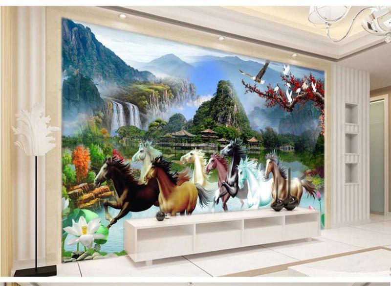 100 hình ảnh gạch tranh 3D đẹp trang trí nhà cửa