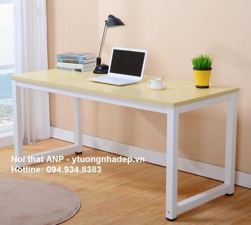 256 Mẫu bàn làm việc nhỏ gọn tại nhà đơn giản hiện đại thông minh giá rẻ- Phần 1