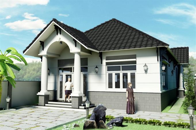 3 bước cải tạo nhà cấp 4 thành biệt thự mới đẹp