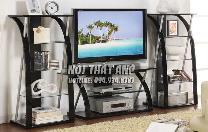 Kệ tivi sắt nghệ thuật