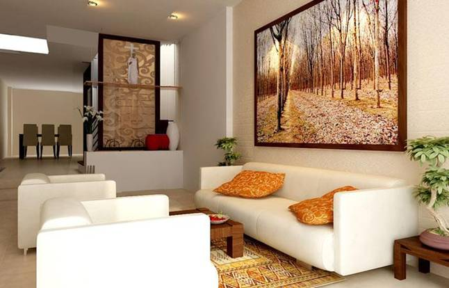 Không gian đẹp cho phòng khách