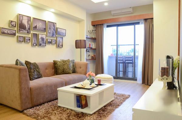 Thiết kế bố trí phòng khách 20m2
