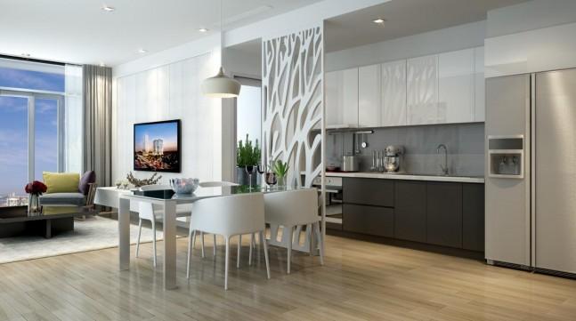 Mẫu hoàn thiện nội thất chung cư Hà Nội